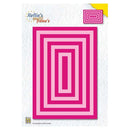Nellie's Choice Multi Frame Dies XL Straight Rectangle