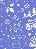 Parchment Craft Perforating & Embossing Kit - Celebration of the Season