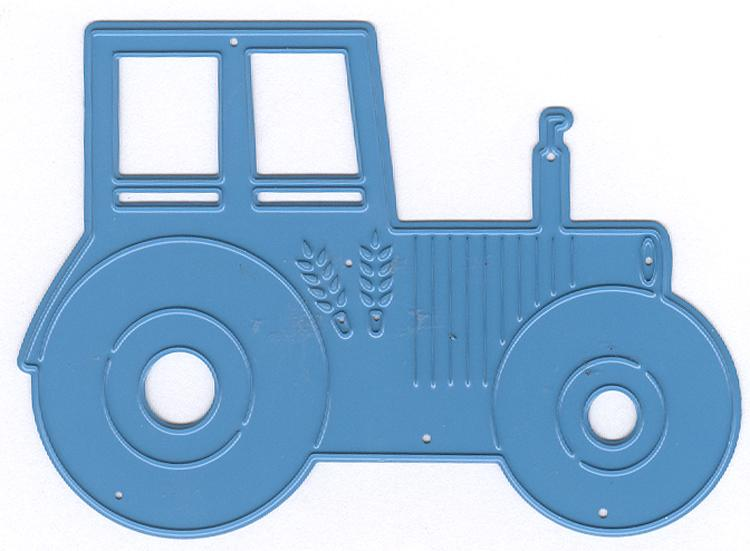 Nellie's Choice - Shape Die Tractor