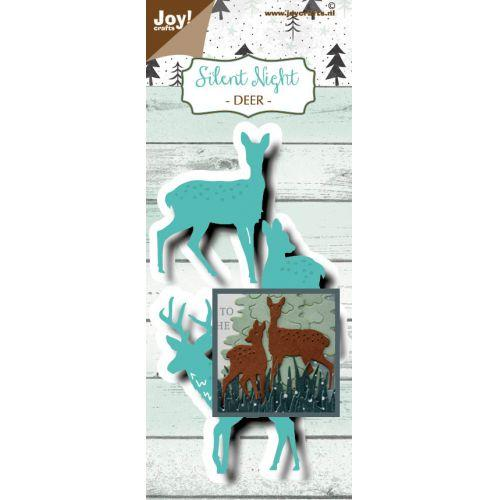 Joy! Crafts Die Noor Silent Night - Deers