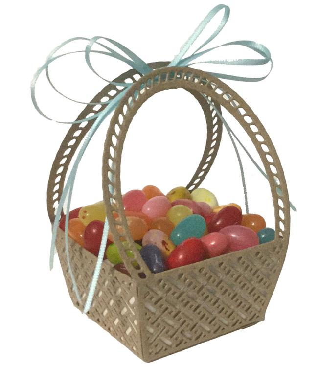 Kinetics Collection Easter Basket Die