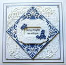 Sue Wilson Dies - Configurations Collection - Dainty Lace Edger