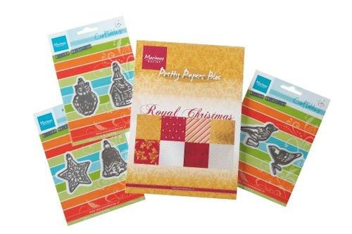 Assorted Product Bundle Royal Christmas & Craftables
