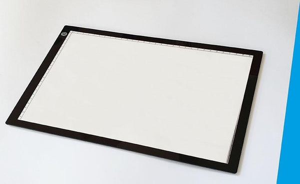 Led Lightbox, 3 Levels Of Light, Ce-Plug