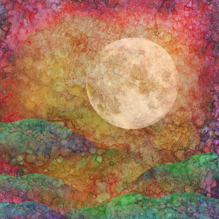 Scenescapes Magical Moonlight 6 x 6