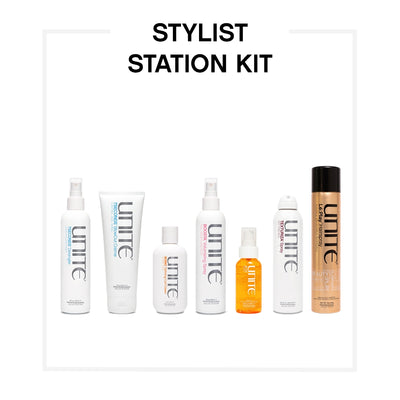 UNITE Stylist Station Kit 7 piece