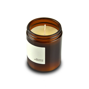 NEW! Cedar + Patchouli Soy Wax Candle