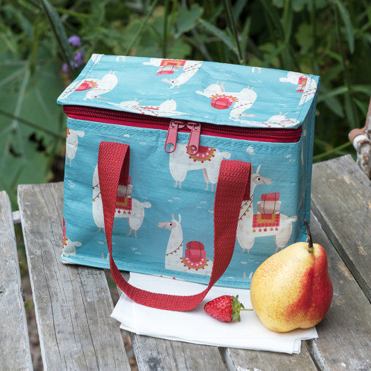Recycled Plastic Insulated Lunch Bag - Dolly Llama