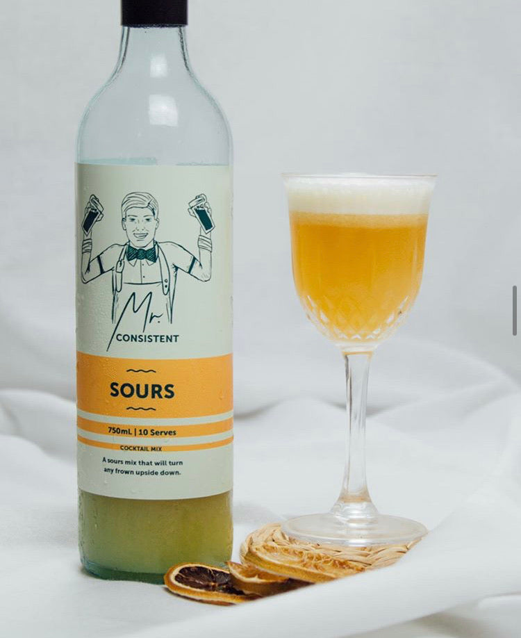 SOURS COCKTAIL MIX