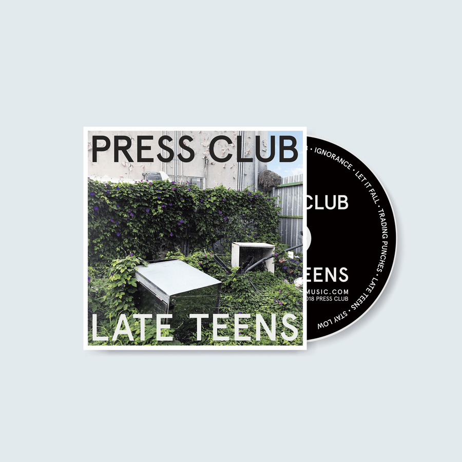 Late Teens Compact Disc