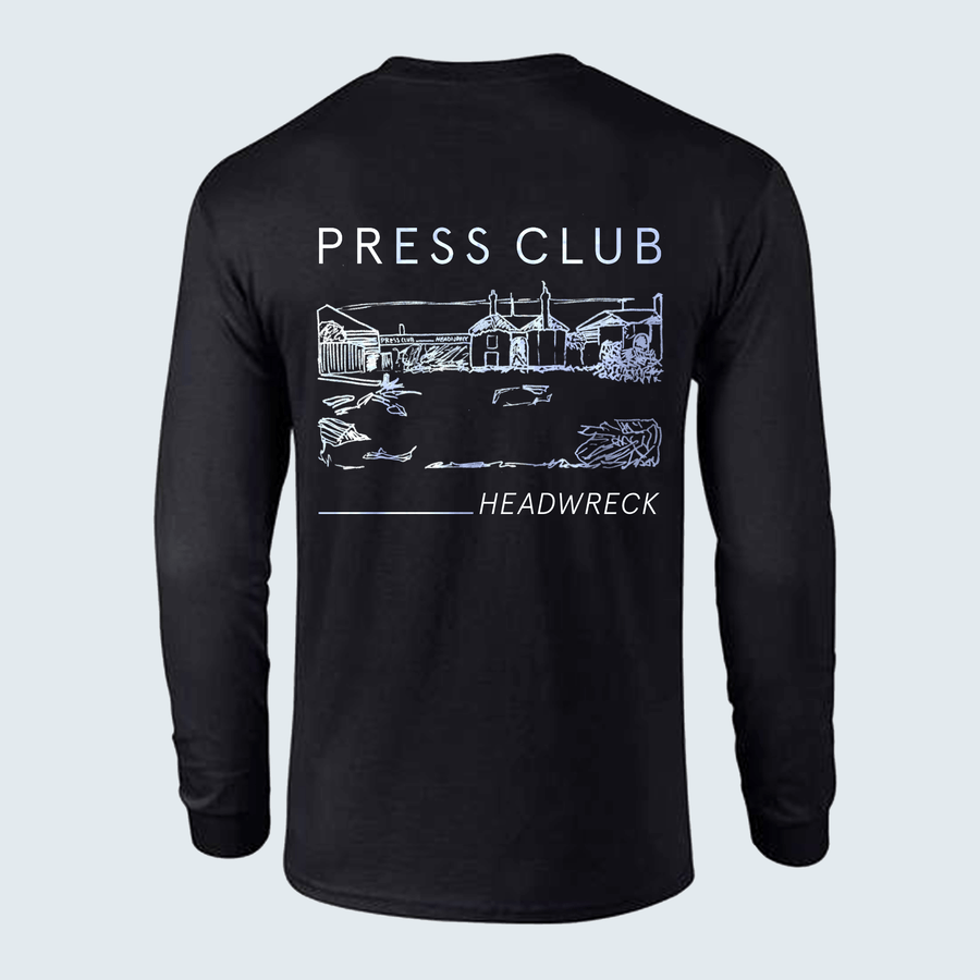 Headwreck Long Sleeve