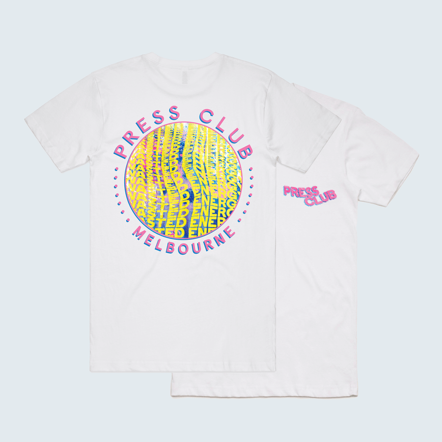 Wasted Energy Tee