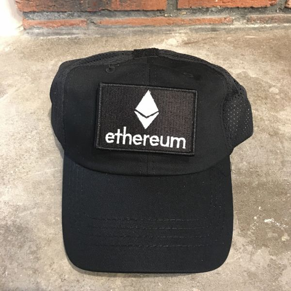 Ethereum Patch and Tac Hat Combo
