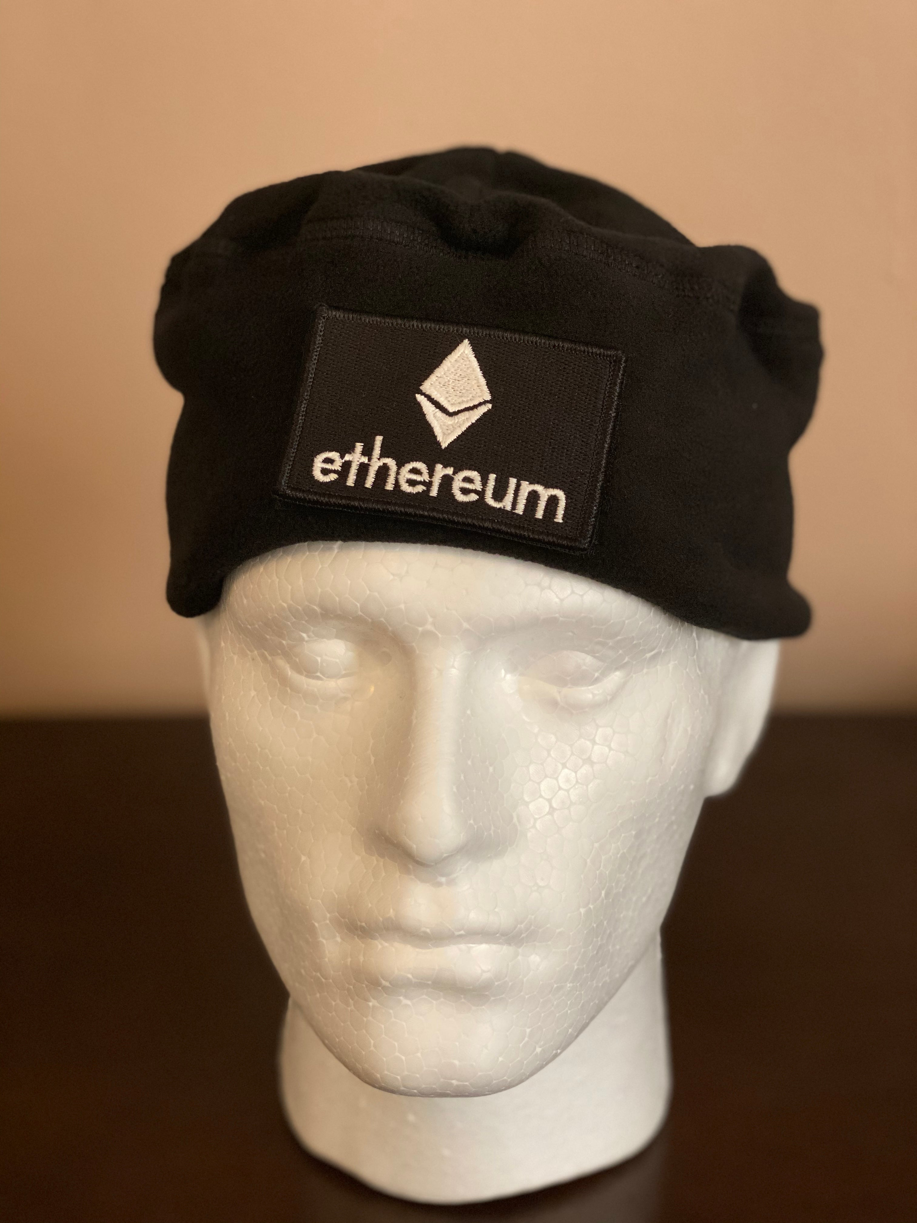 Ethereum Patch and Watch Cap