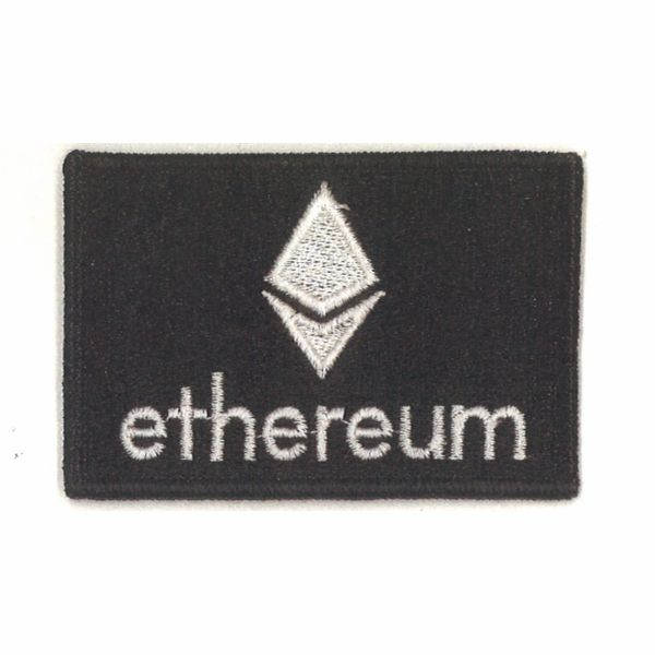 Ethereum Logo Patch