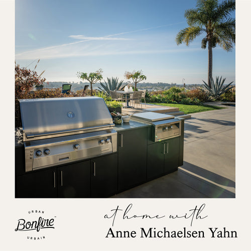 At home with Anne Michaelsen Yahn
