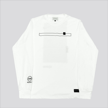 Load image into Gallery viewer, Operator x ZUS: Time Is The New Space longsleeve white