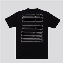 Load image into Gallery viewer, Operator black logo t-shirt