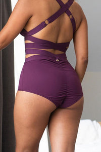 Tara High Waist Bottoms Recycled
