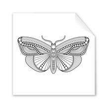 Load image into Gallery viewer, Coloring Canvas - Butterfly