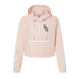 Women's - Crop Windbreaker