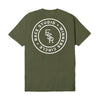 Winners Circle Seal - Military Green