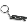 Key Chain - Carbon Fiber ESR