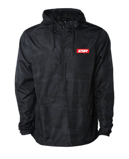 Windbreaker - Black Camo
