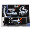 Varis Evo X - Sticker Pack