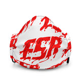 ESR Drip Red -  Face Mask