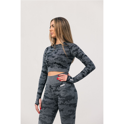 Active Wear - Black Camo