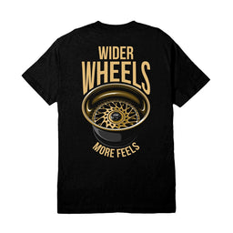 Wider Wheels - More Feels