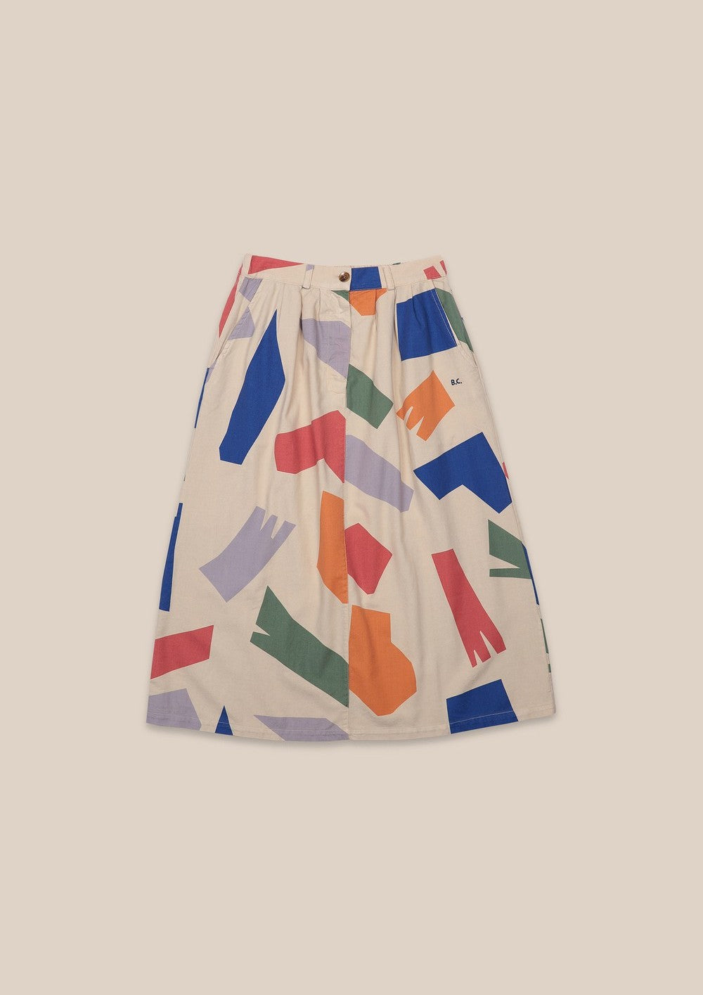 Bobo Choses  Shadows Woven Skirt / women