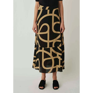 Just  Leyla Maxi Skirt / women