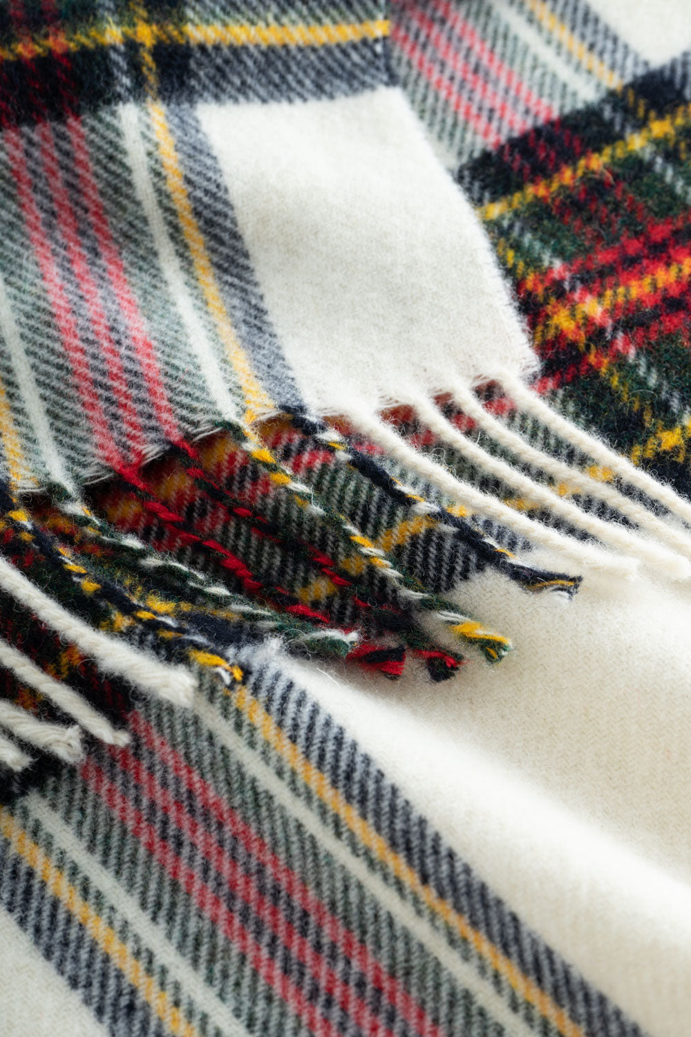 Wood Wood  Karlo Scarf Checked