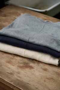 About Companions  Milo Jumper Grey / men