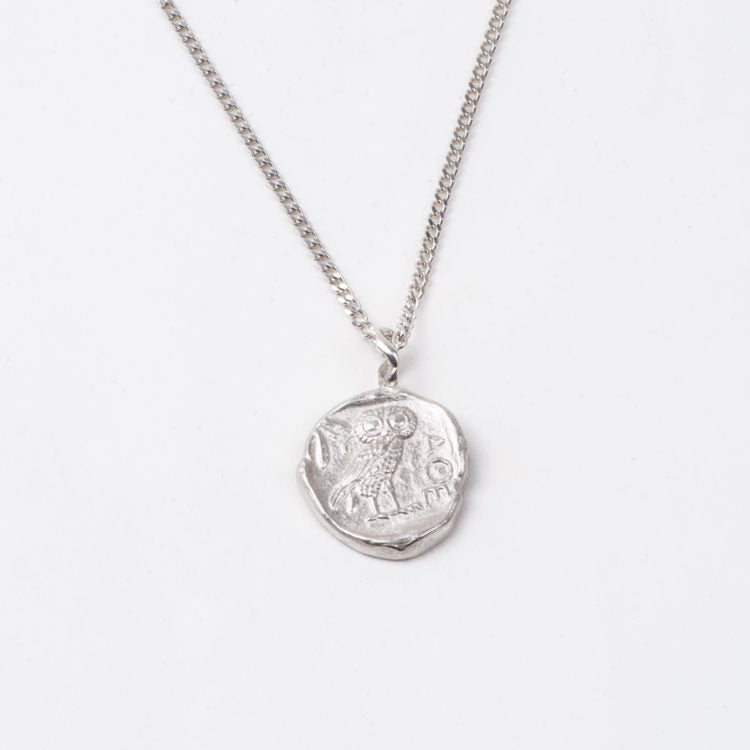 Charlotte Wooning  Necklace drachme