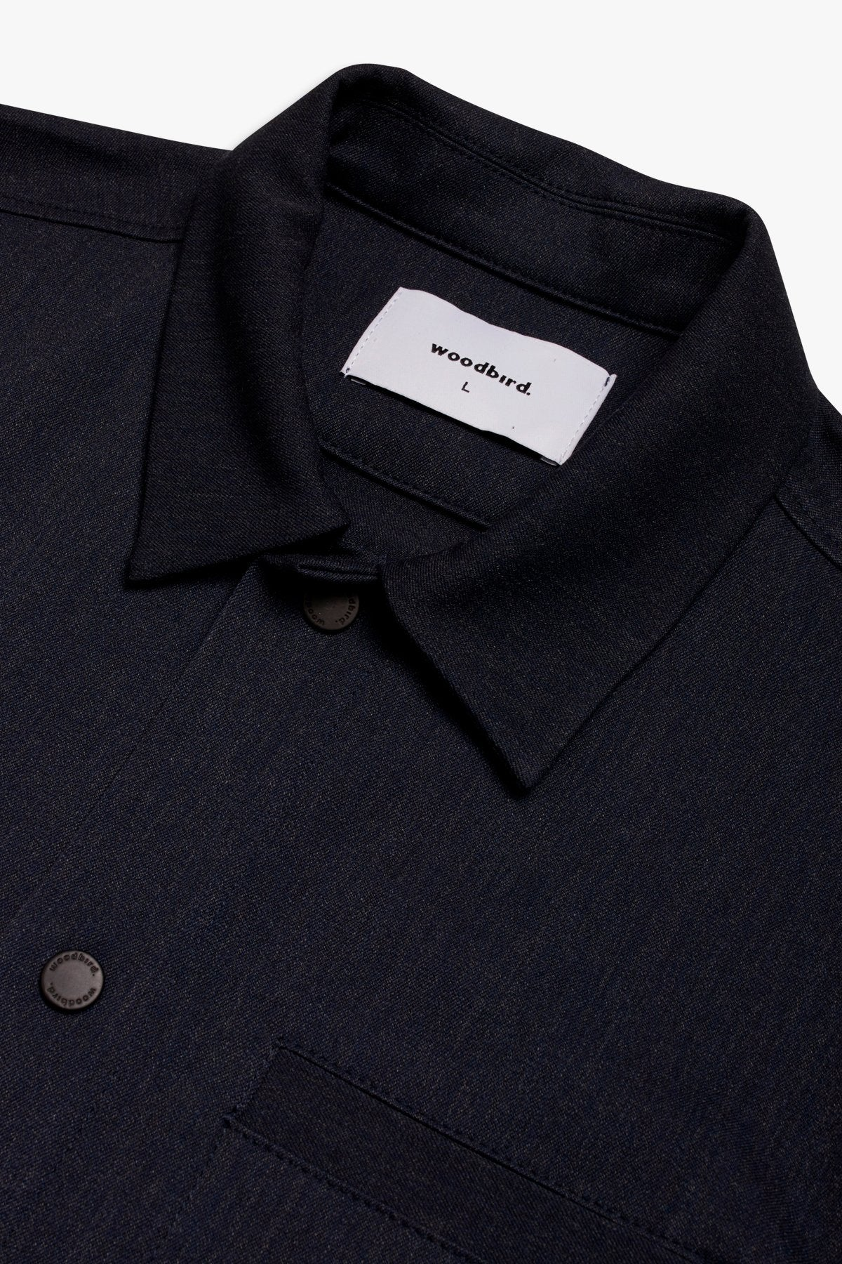 Woodbird  Brenti Shirt / men