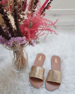 Afbeelding in Gallery-weergave laden, Sandals - gold