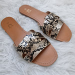 Afbeelding in Gallery-weergave laden, Sandals - python