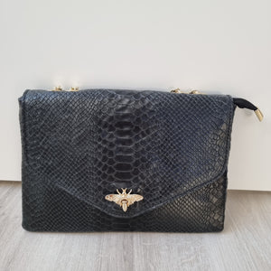 Dragonfly bag - black