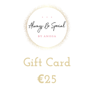 Always Be Special - Gift Card