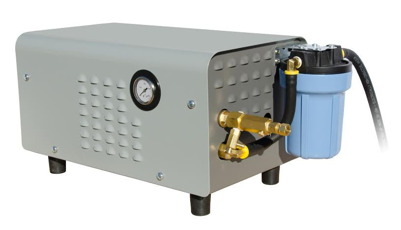 Enclosed Residential Direct Drive High Pressure Misting Pump