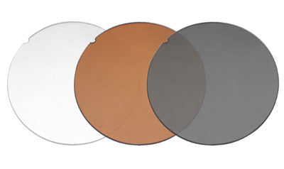 Prescription lenses for wood and acetate sunglasses