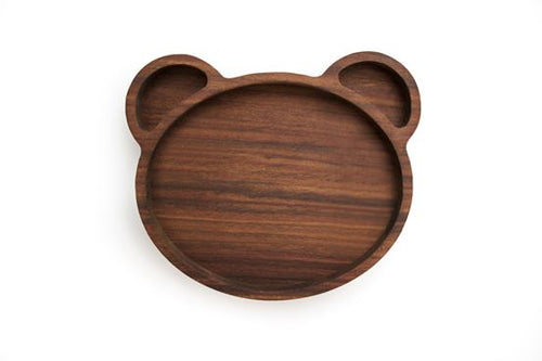 wood-baby-bear-plate-kiaat-wood