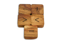 Load image into Gallery viewer, Wooden Math Set - Early Arithmetic