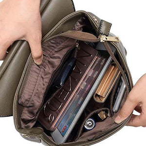 Anti theft Backpack which can comfortably carry your laptop and other accessories