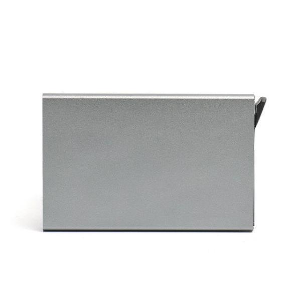 Champaign RFID credit card holder for women