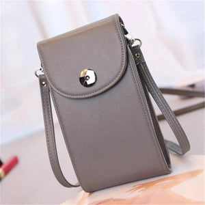 Classy & Simple Flap Shoulder Bag