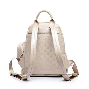 Straps of fashion women backpack